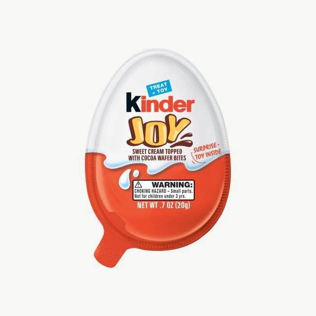 Kinder Joy Egg 3-pack