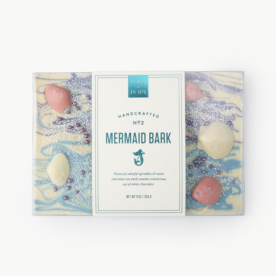 Lolli & Pops Mermaid Bark