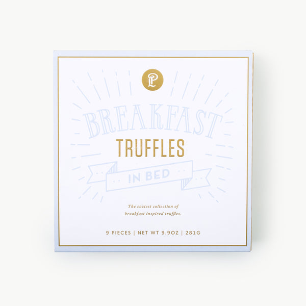 Breakfast in Bed Truffles