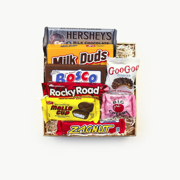 Nostalgia in a Gift Box: Chocolate Edition