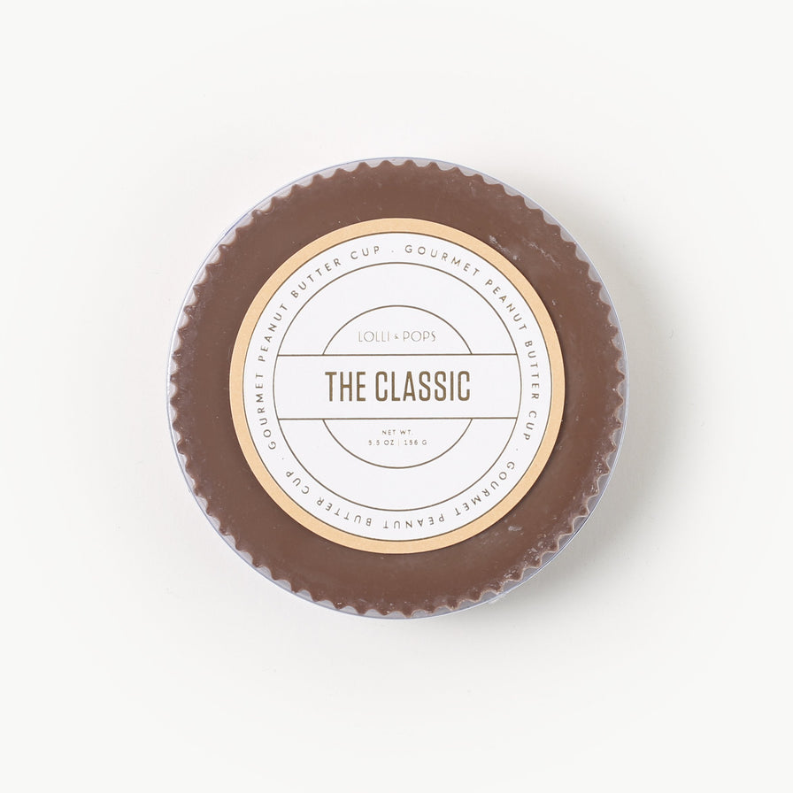 The Classic Peanut Butter Cup