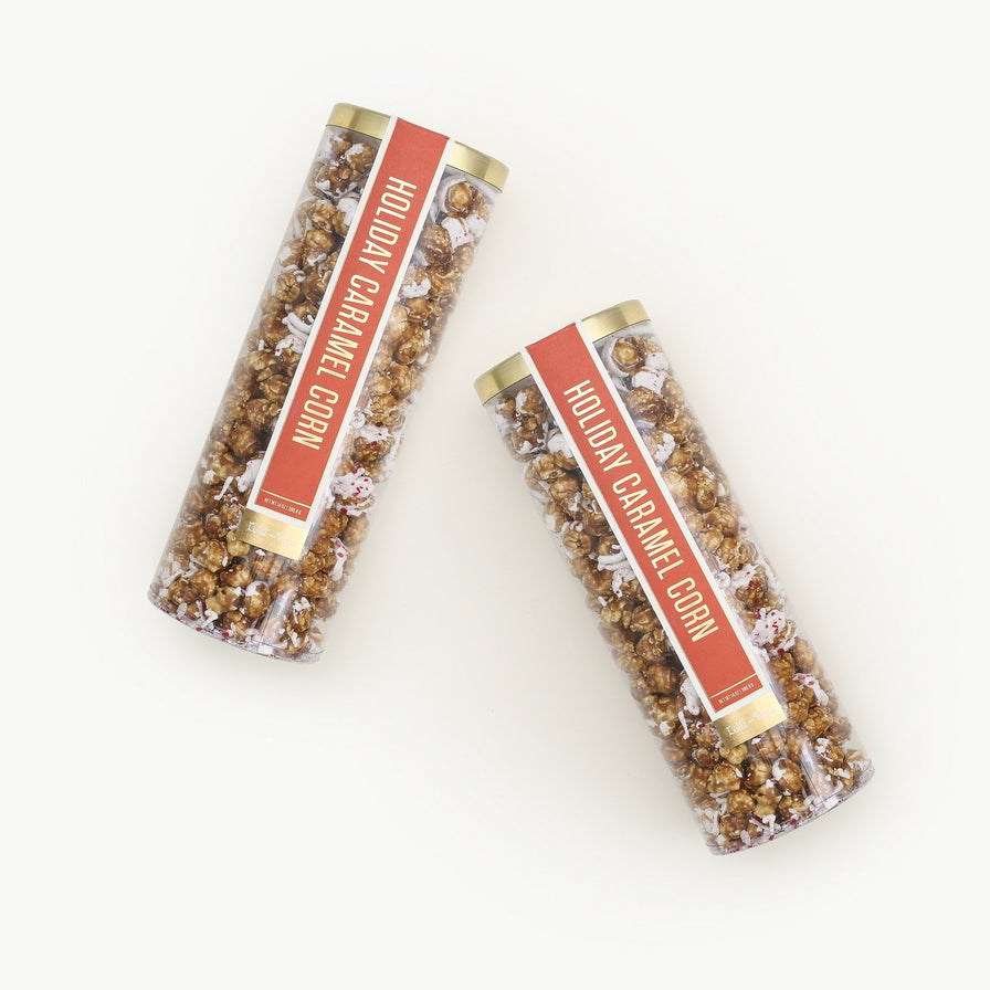 Holiday Caramel Corn 2-pack
