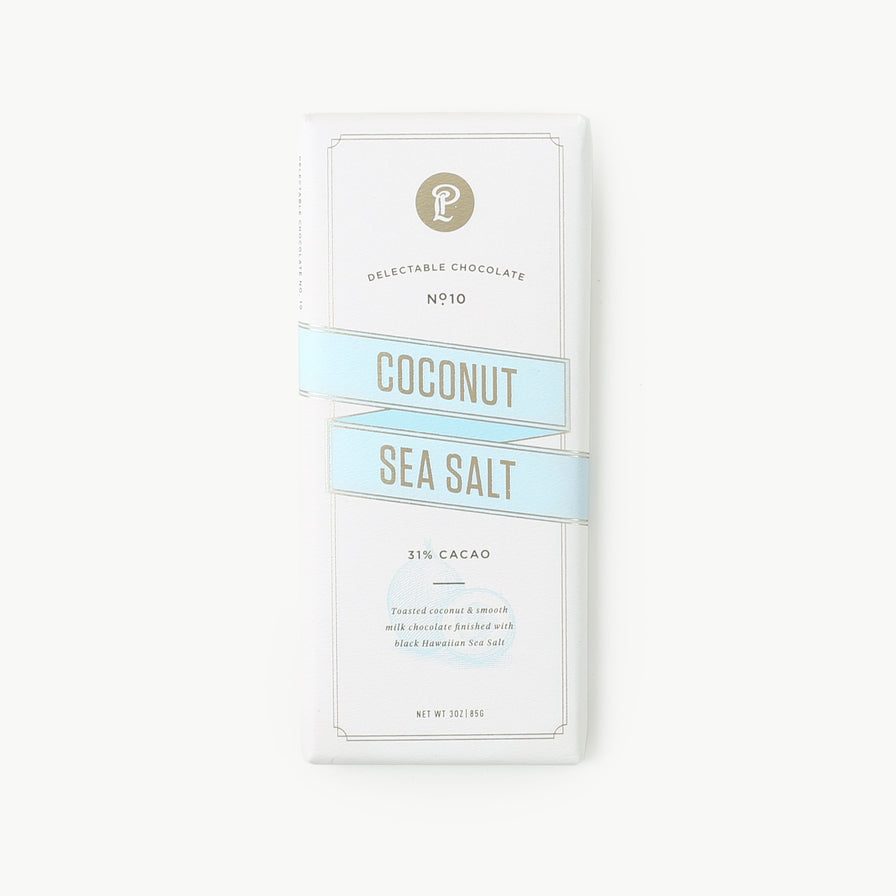 Coconut Sea Salt Signature Bar