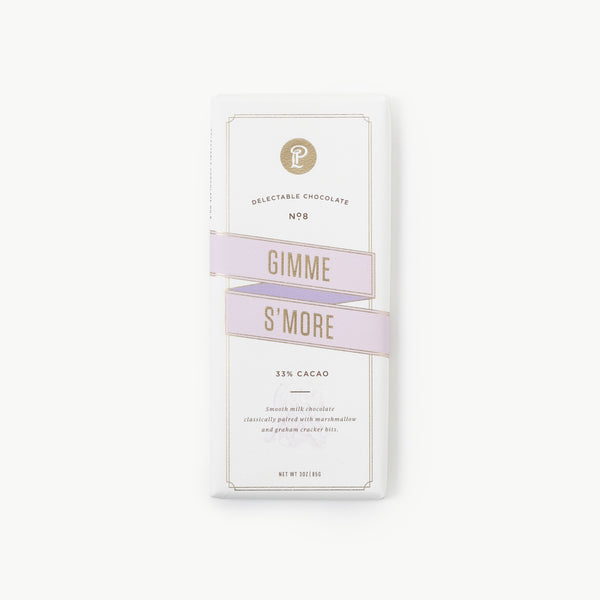 Gimme S'More Signature Bar