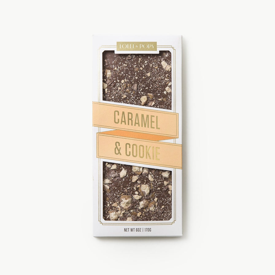 Topp'd Bar - Caramel Cookie