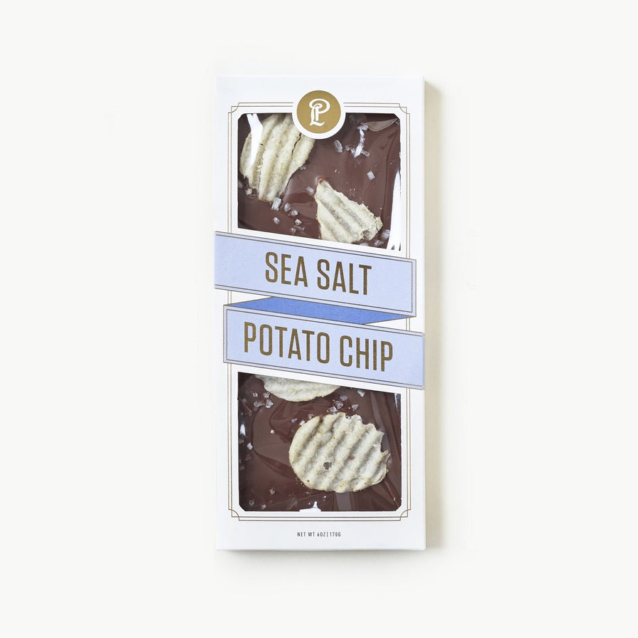 Topp'd Bar - Sea Salt Potato Chip