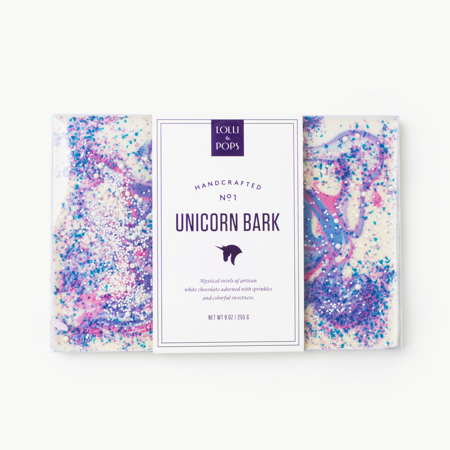 Lolli & Pops Unicorn Bark