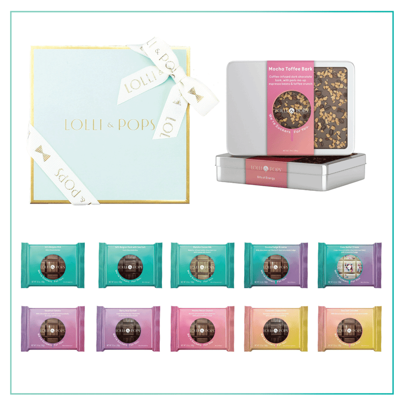 Love & Chocolate Gift Box