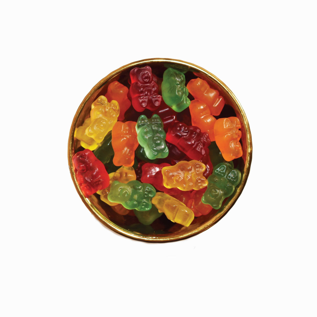 Natural Gummy Bears | Lolli and Pops