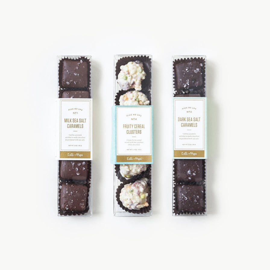 Pick me up gourmet chocolates