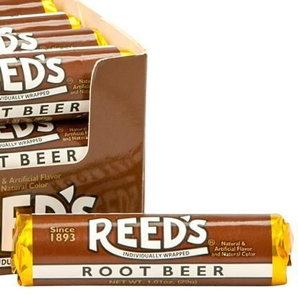 Reed's Root Beer Roll