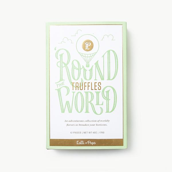 Round the world Truffles