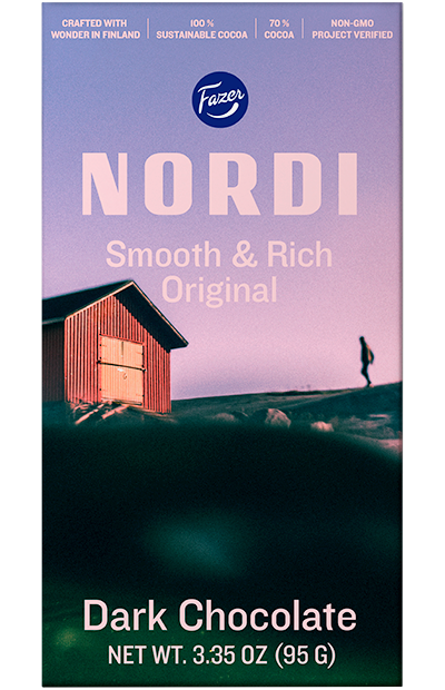 NORDI Original Dark bar