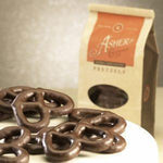 Dark Chocolate Covered Pretzels