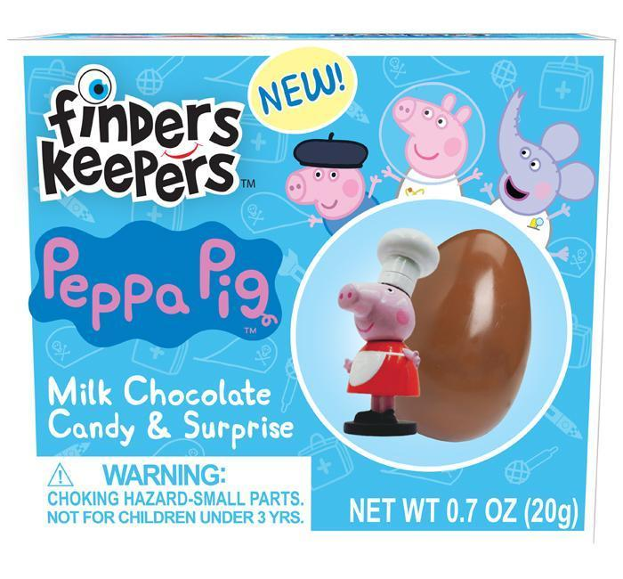 Peppa Pig Toy Surprise