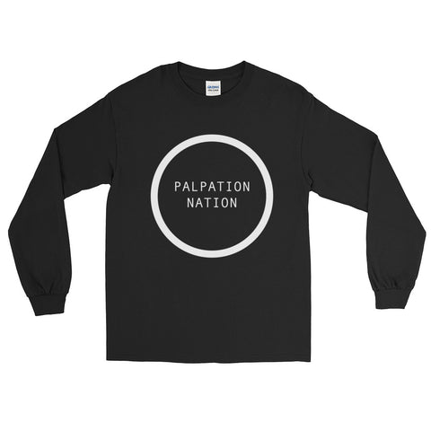 Palpation Nation Long Sleeve T-Shirt
