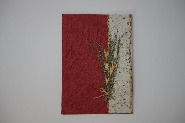 Red Wheat and Two Cords Standard