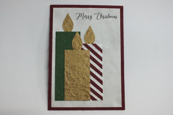 Three Christmas Candles (214)