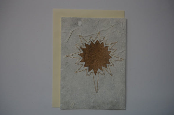 Star Gold Envelope