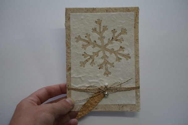 Snowflake and Bells Hands On