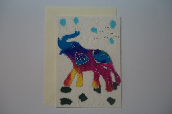Mix Colored Elephant Envelope