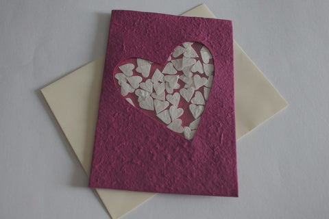 Hearts Purple (426)