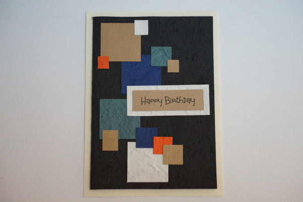 'Happy Birthday' Blocks (522)