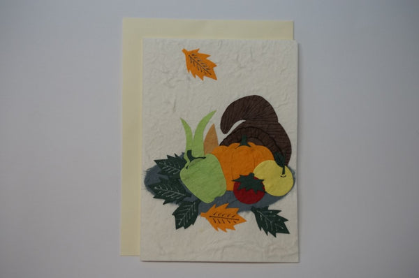 Thanksgiving Harvest Festival Envelope