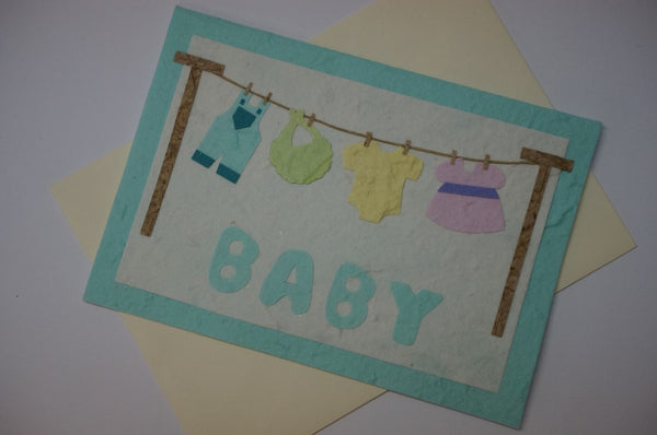 Baby Clothesline Fancy