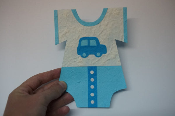 Clothe Shape Card For Boys Hands On