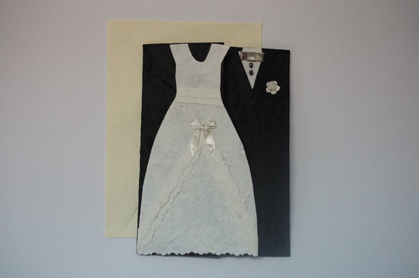 Wedding Couple Envelope