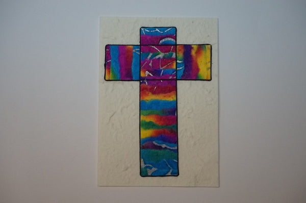 Multi Color Cross Standard