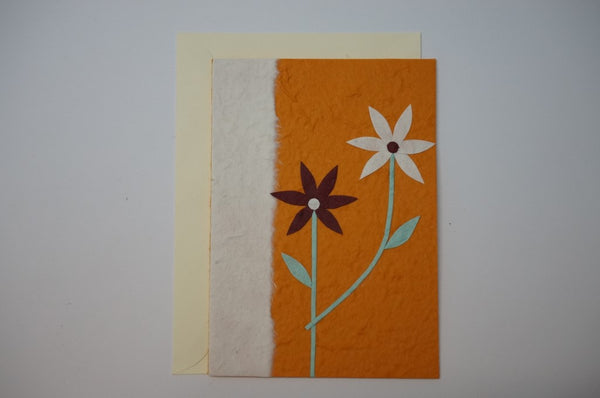 Two Daisies Envelope