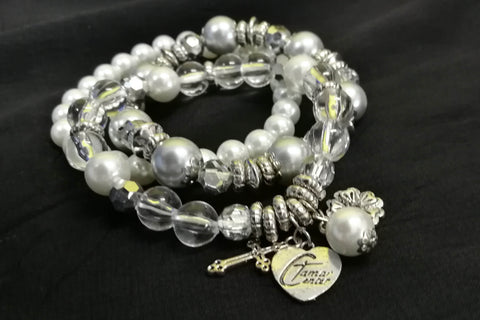 "Tamar Bracelet Set - ""3 in one"""