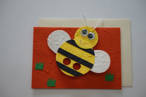 Bee Envelope