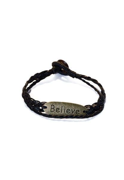 Believe Black