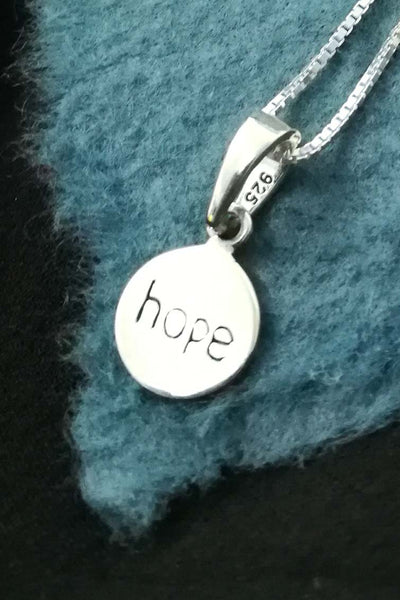 Hope - 925 Sterling Silver