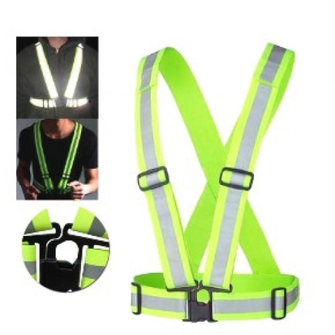 Safety Vest with 4 Adjustable Points