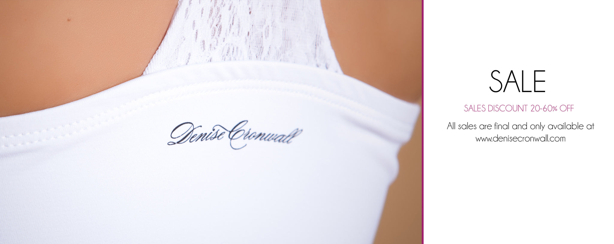 Denise Cronwall Activewear | Sales Discount 20-60% Off