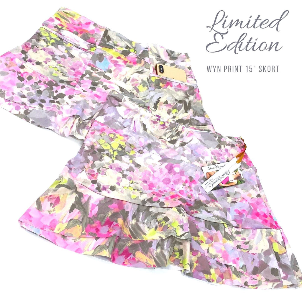 "Wyn Limited Edition 15"" Skort"