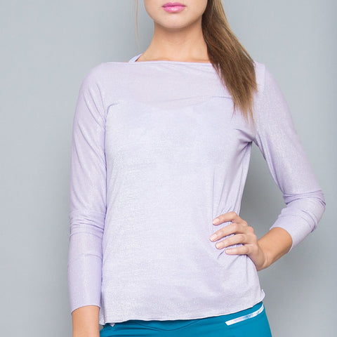 Club Whites V-neck Pullover