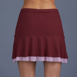 Rust Breeze Skort (rust)