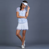 Blues Breeze Skort (white)