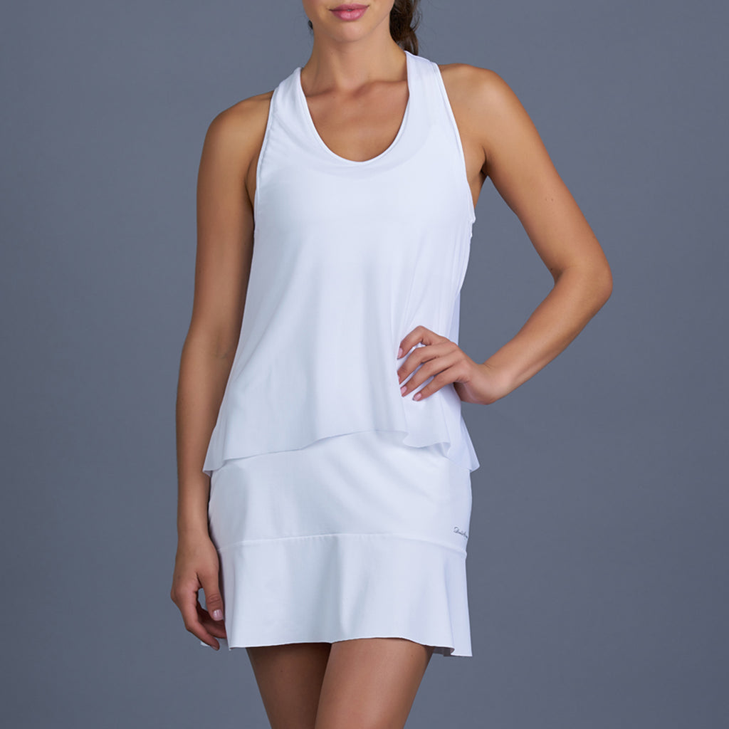Club Whites Tennis Dress Womens Tennis Clothing Designer Activewear