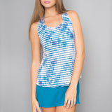 Trista Tennis Dress (teal)
