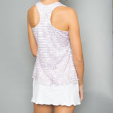 Sienna Tennis Dress (white)
