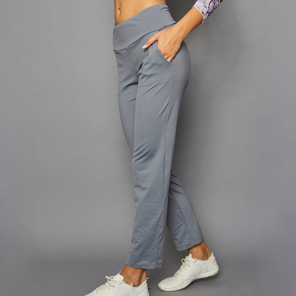 Rhapsody Crop Pant (grey)