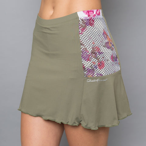 Army of Lovers Steffi Skort (green)