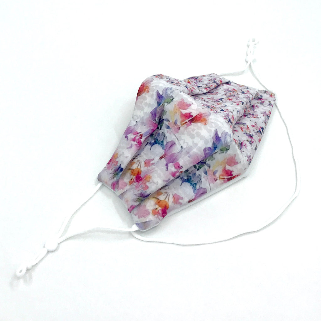 Ear-Loop Face Cover - Boho Print