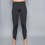 Mosaic Inverted Pocket Legging